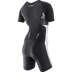ORCA Core Combinaison à manches courtes Femme, black/white